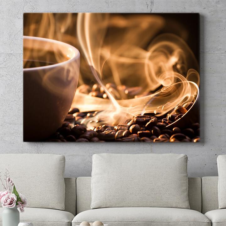 Personalisierbares Geschenk Duftende Kaffeebohnen