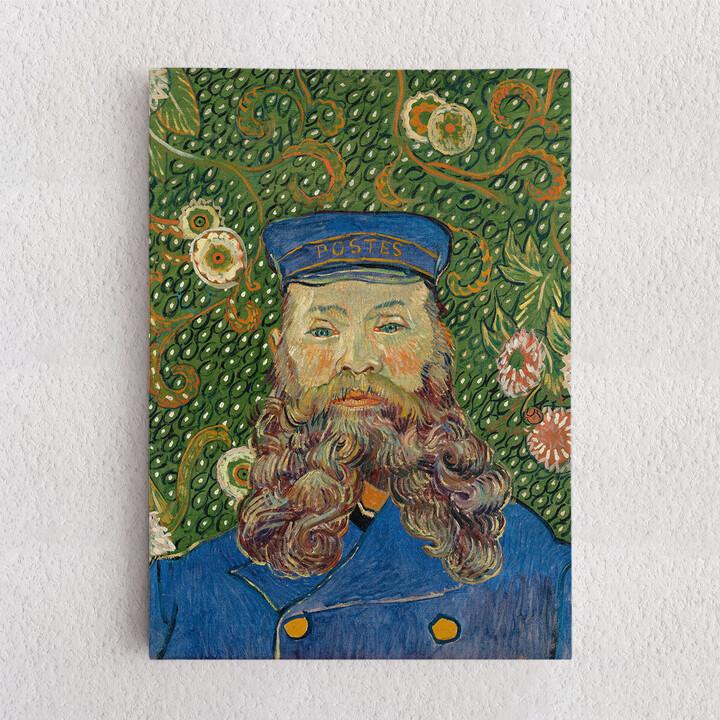 Personalisiertes Leinwandbild Der Briefträger Joseph Roulin