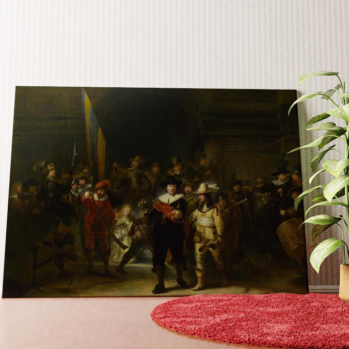 Personalisiertes Wandbild Die Nachtwache