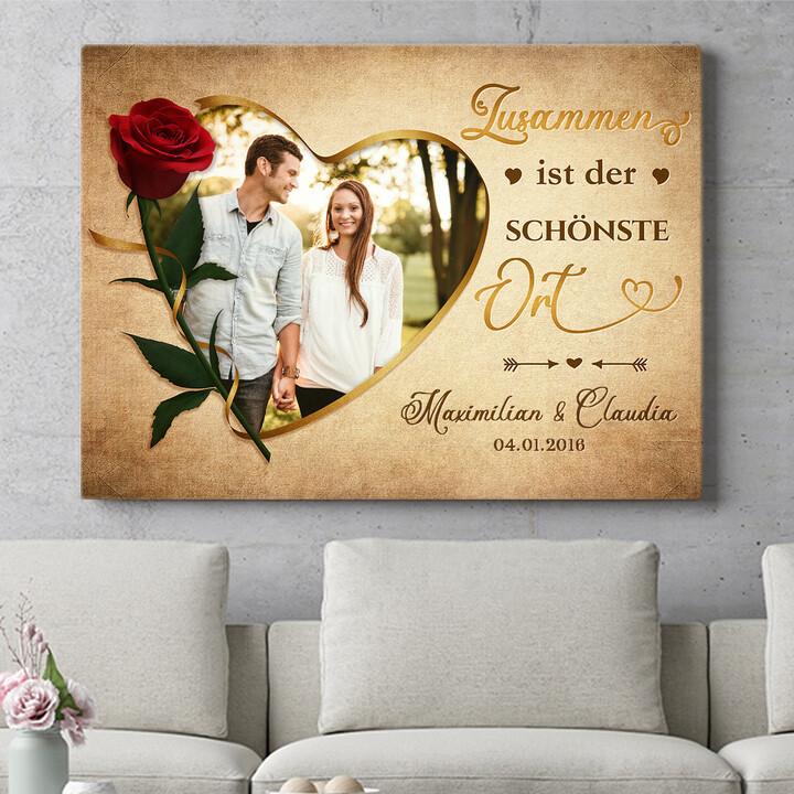 Personalisierbares Geschenk Liebestrunken