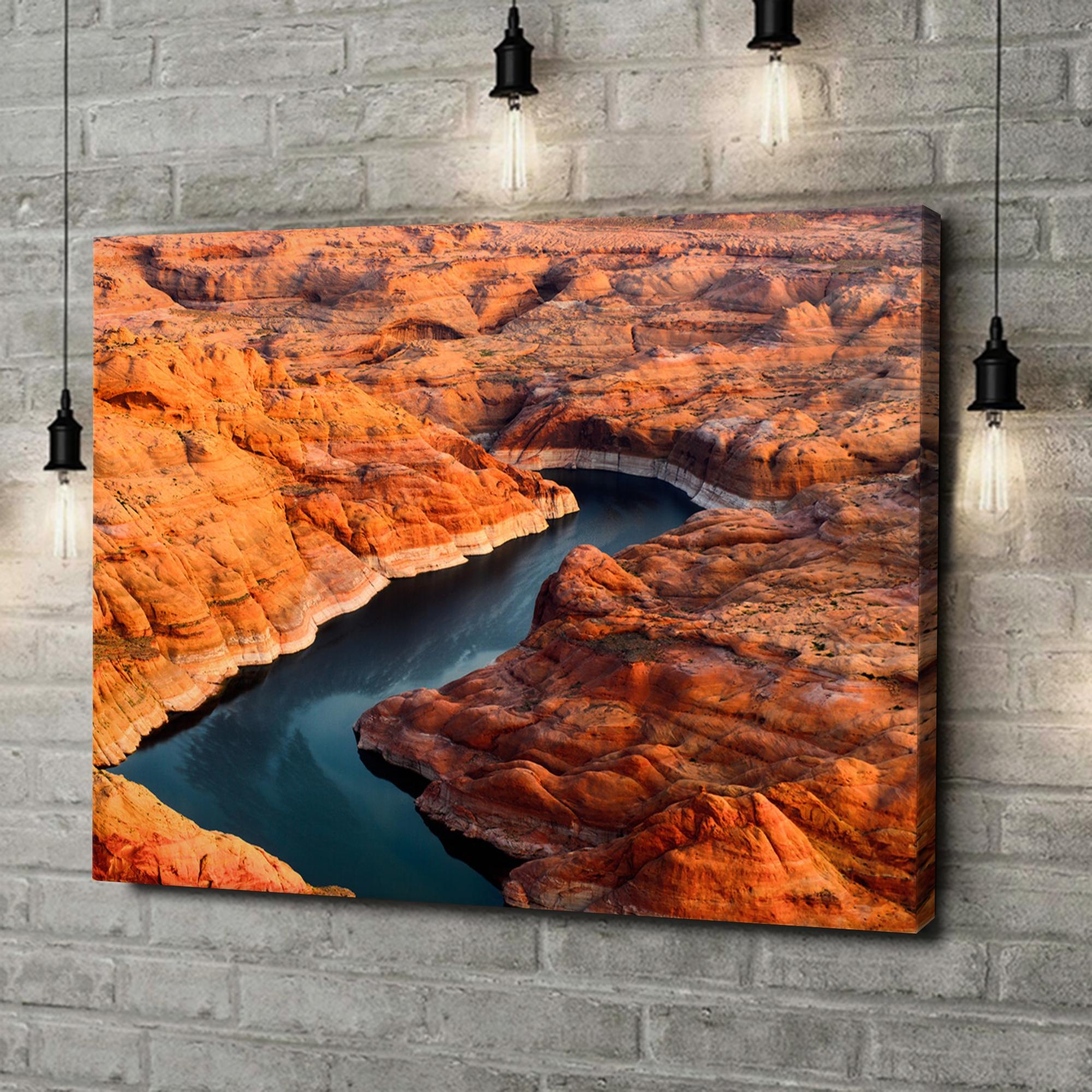 Leinwandbild personalisiert Grand Canyon