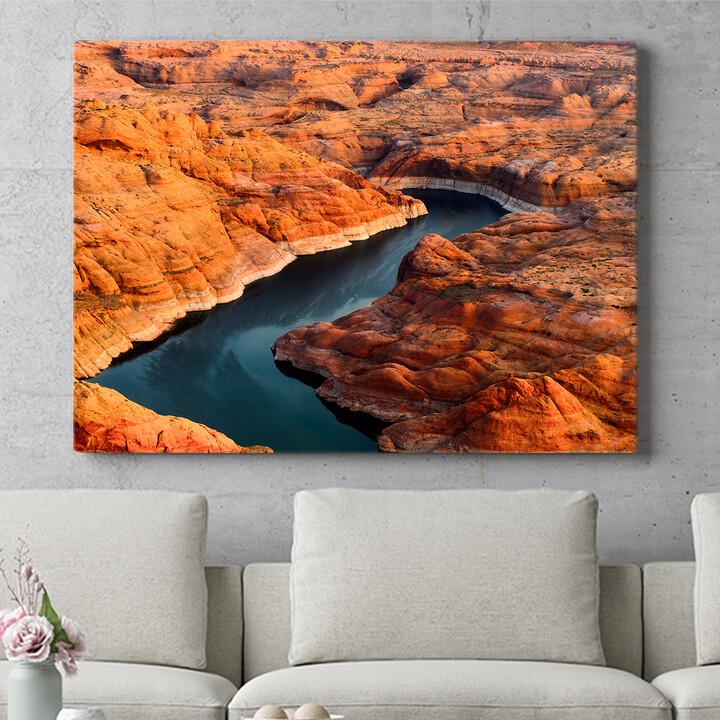 Personalisierbares Geschenk Grand Canyon