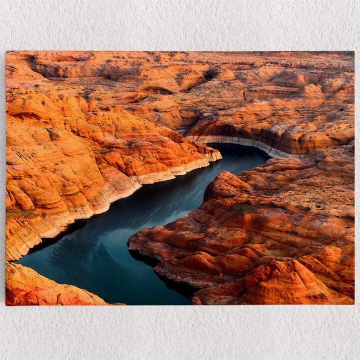Personalisiertes Leinwandbild Grand Canyon