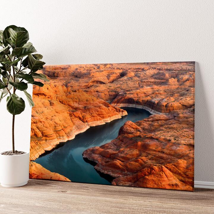 Grand Canyon Wandbild personalisiert