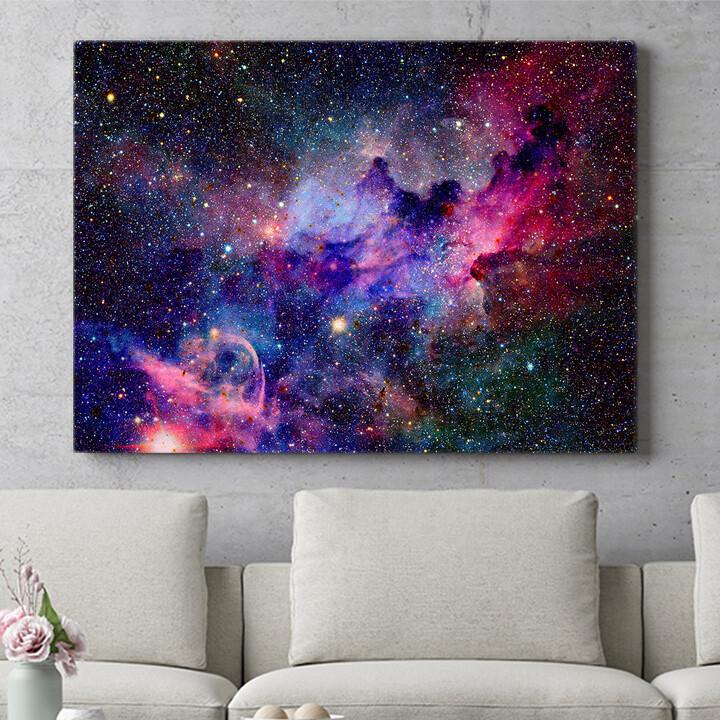 Personalisierbares Geschenk Nebula