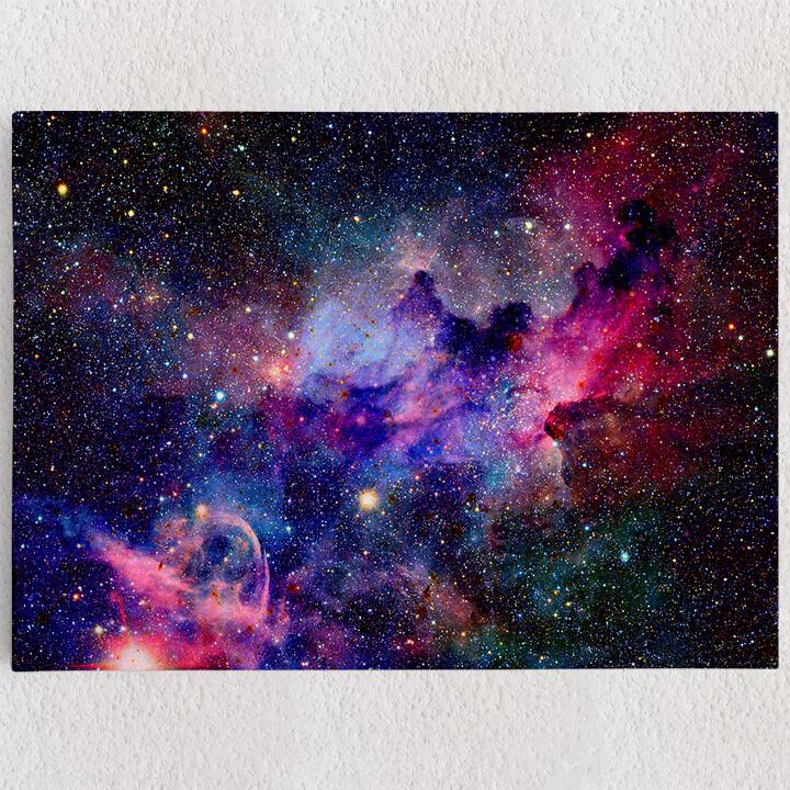 Personalisiertes Leinwandbild Nebula