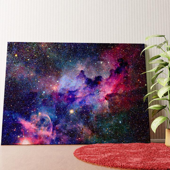 Personalisiertes Wandbild Nebula