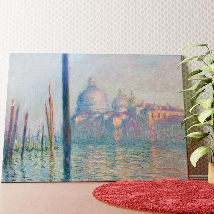 Personalisiertes Wandbild Der große Kanal