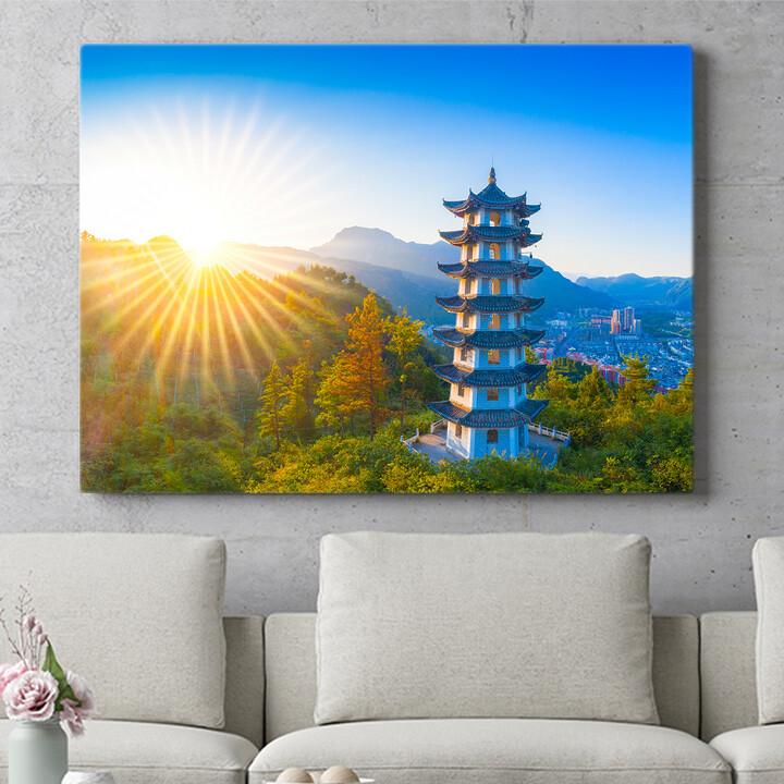 Personalisierbares Geschenk Jiangkou Tongren City Provinz Guizhou China