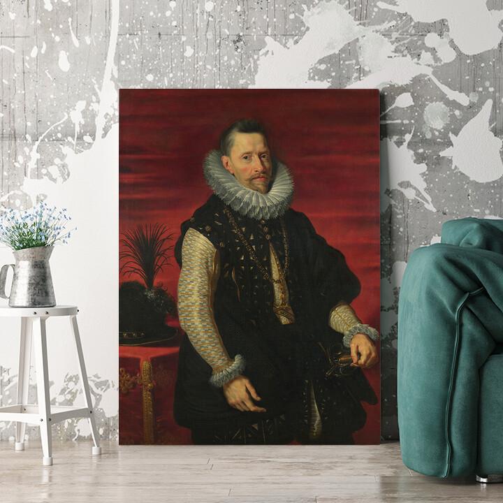 Personalisierbares Geschenk Erzherzog Albrecht VII.