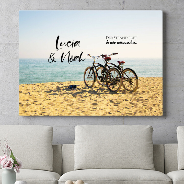 Personalisierbares Geschenk Cycling Moments