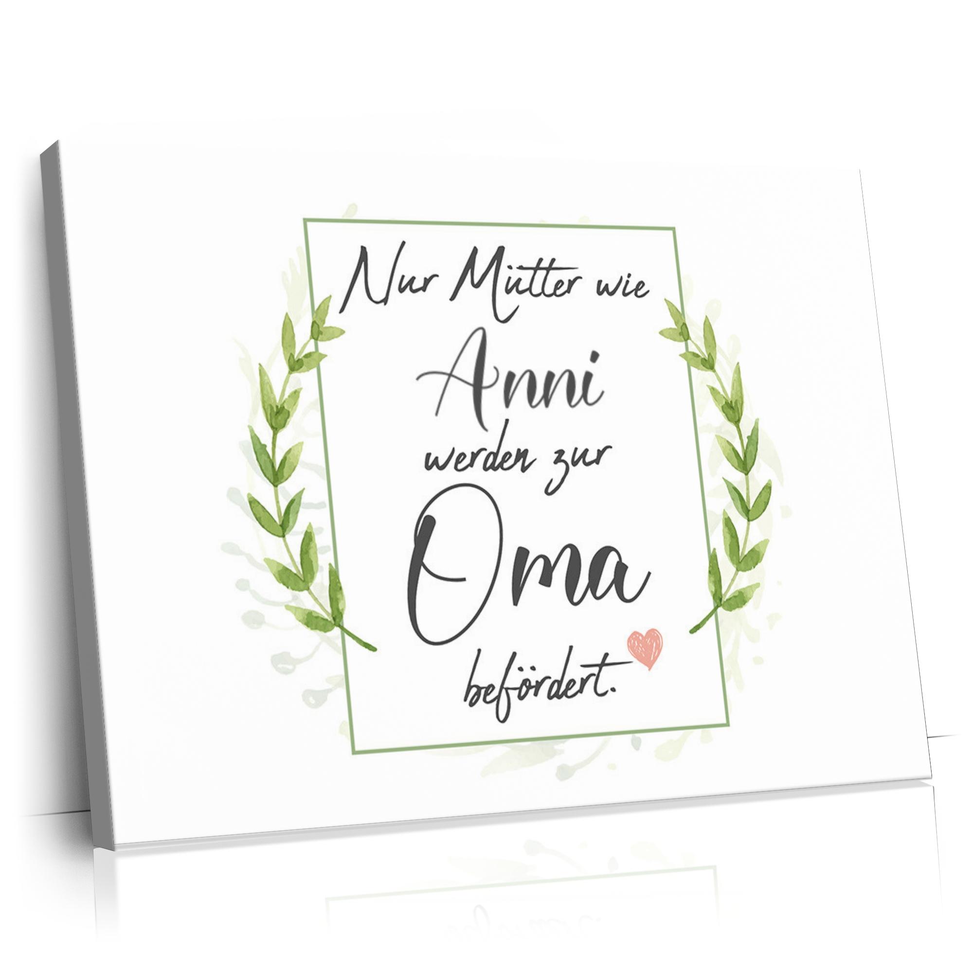 Mama wird Oma