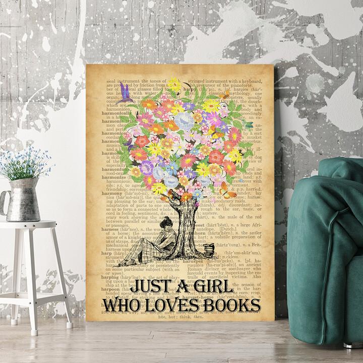 Personalisierbares Geschenk Tree of Books