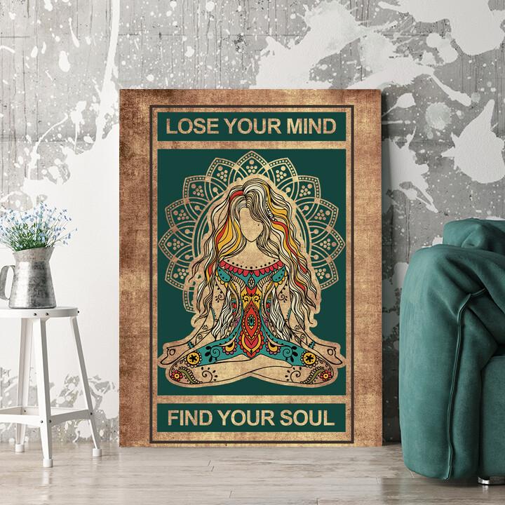 Personalisierbares Geschenk Lose Your Mind