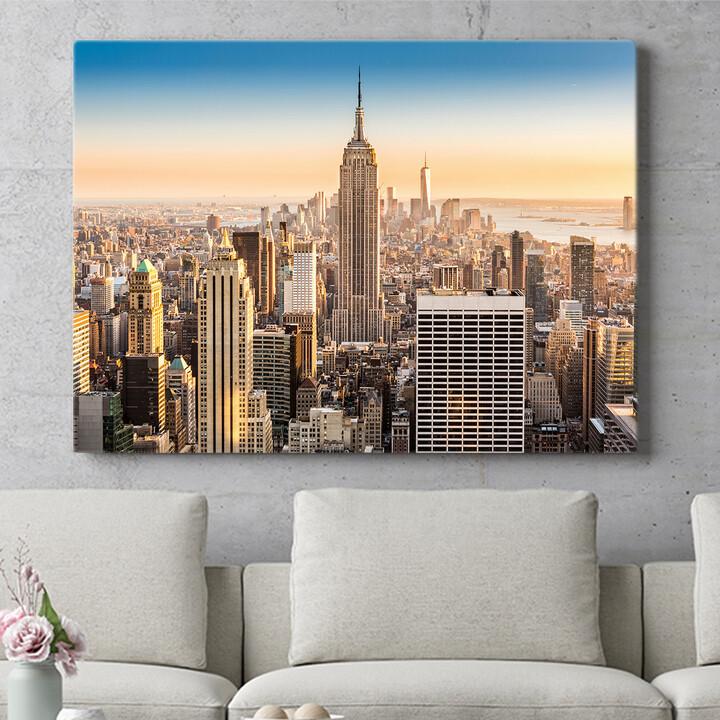 Personalisierbares Geschenk Manhattan New York