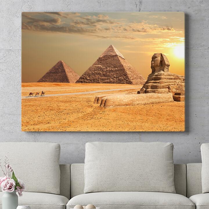 Personalisierbares Geschenk Sphinx