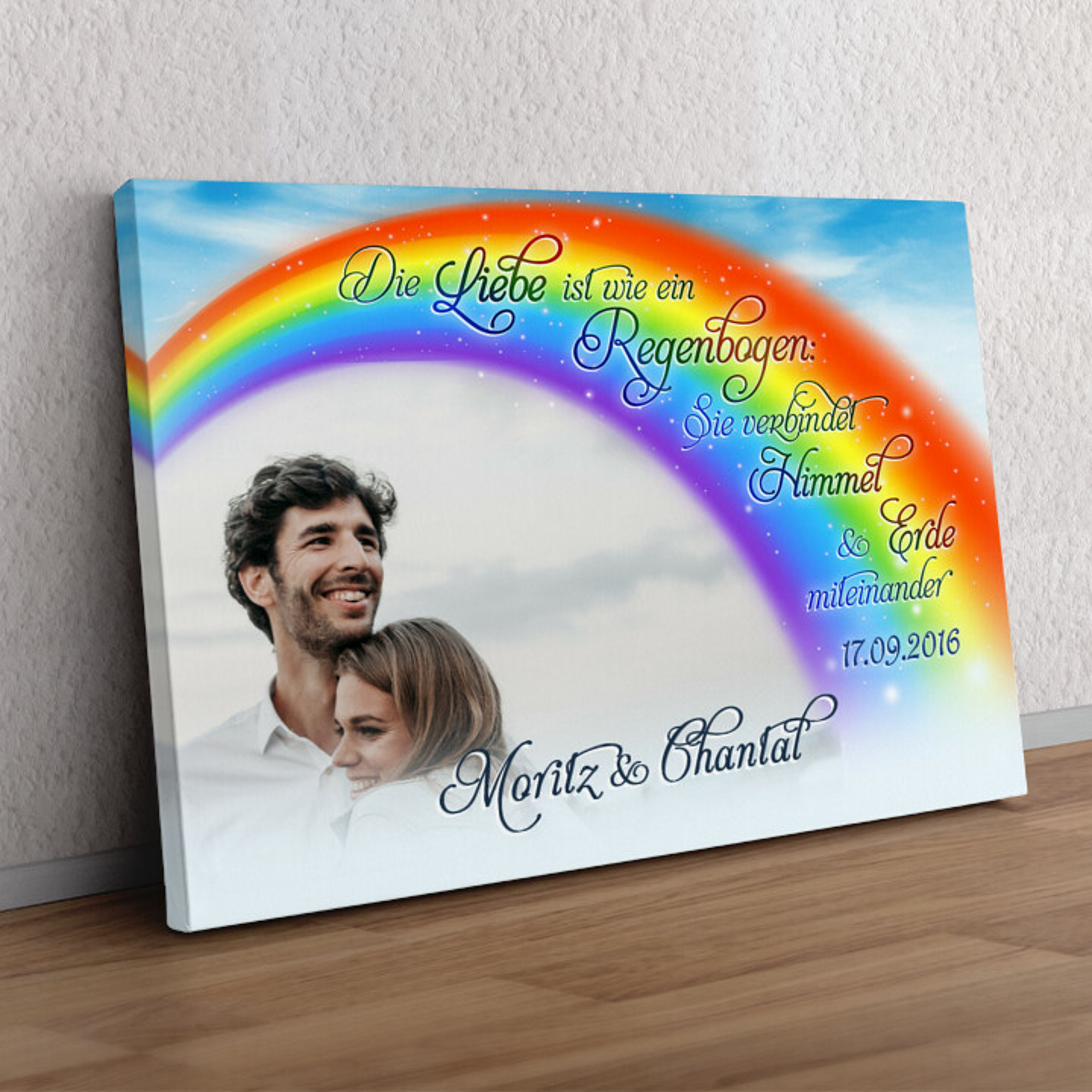 Liebe unter dem Regenbogen