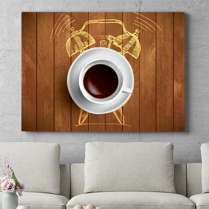 Personalisierbares Geschenk Kaffeewecker