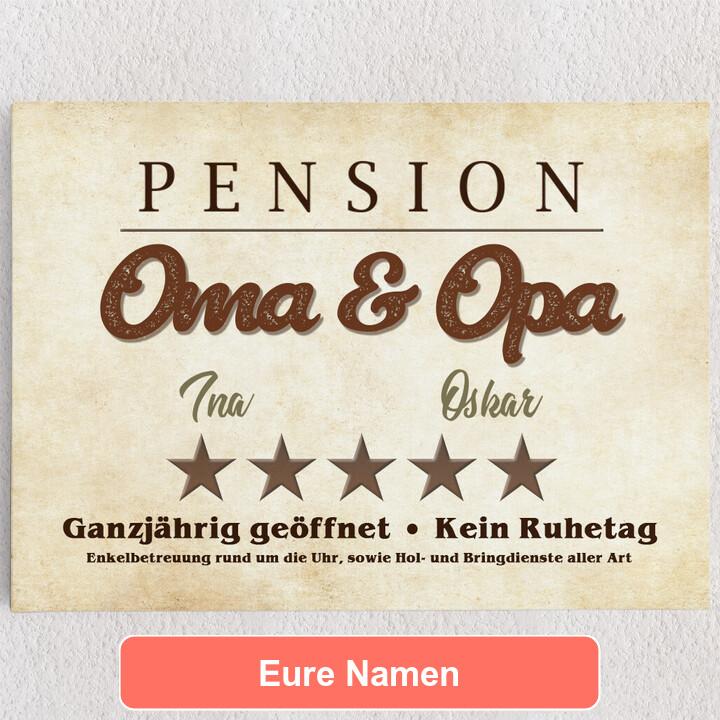 Pension Oma & Opa